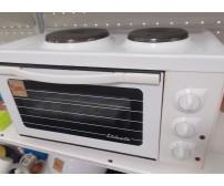 Kitchenette elektromos sütő,platformos főzőlappal
